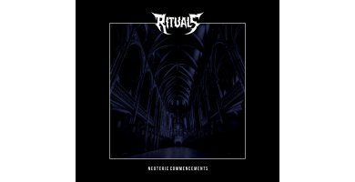 New release from Rituals : Death Metal from Australia !