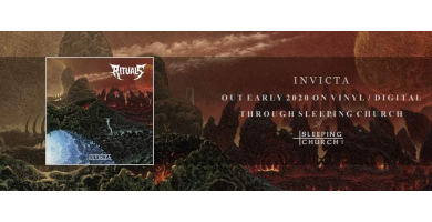 RITUALS announce the release of Invicta !