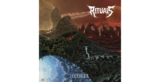 "RITUALS : details of Invicta 7"" and preorders open"